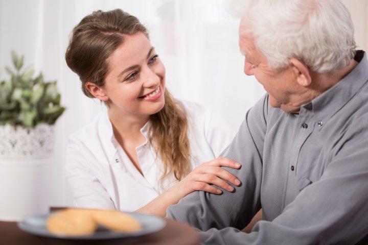 individuelle Pflege, Seniorenhaus am Park, Pflege im Ried